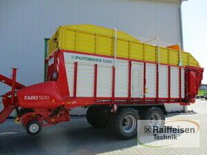 Lade- & Silierwagen Pöttinger Faro 5010 D Bild 0