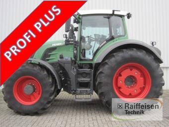 Fendt 828 Vario S4 ProfiPlus