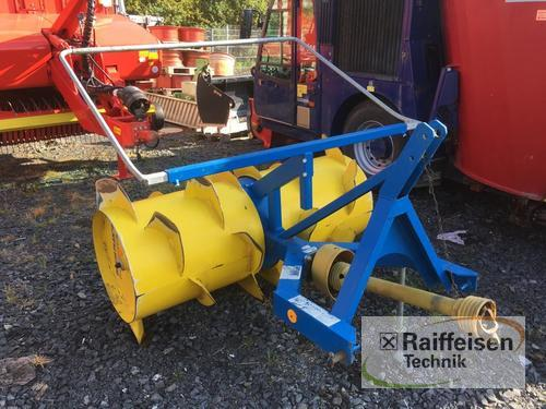 Reck Plantar Siloverteiler