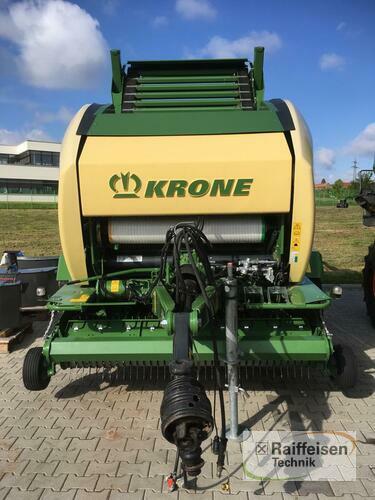 Krone Comprima Cf 155 Xc Baujahr 2017 Petersberg
