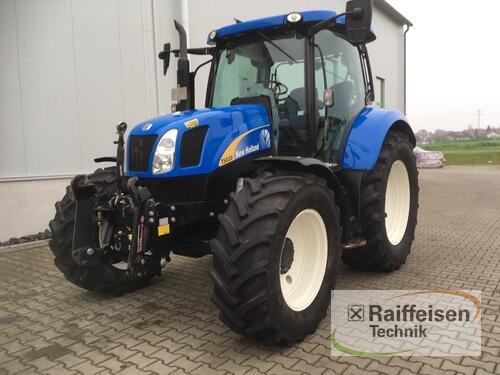 New Holland T 6020 Elite Bouwjaar 2011 4 WD