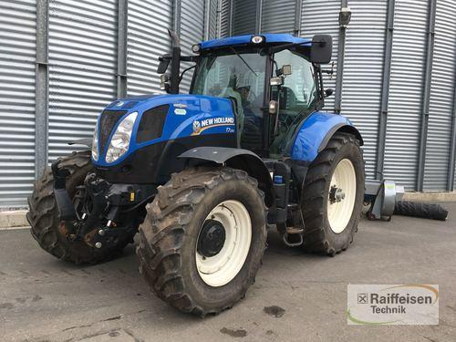 New Holland T 7.210 Auto Command Baujahr 2011 Müden/Aller