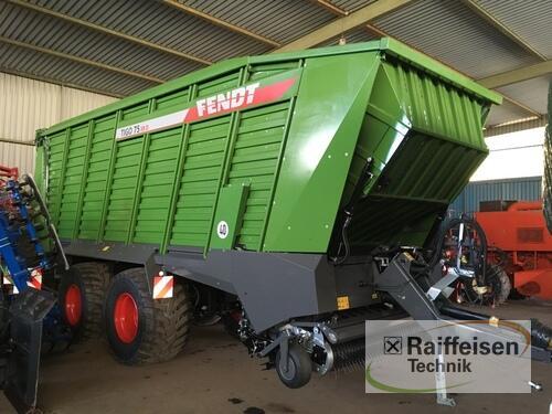 Fendt Tigo 75 XR
