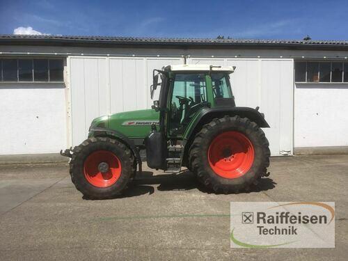 Fendt 714 Vario Farmer Allrad Schwalmstadt - Ziegenhain
