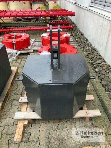 Buschmeier 1200kg Gewicht Rok produkcji 2019 Gudensberg