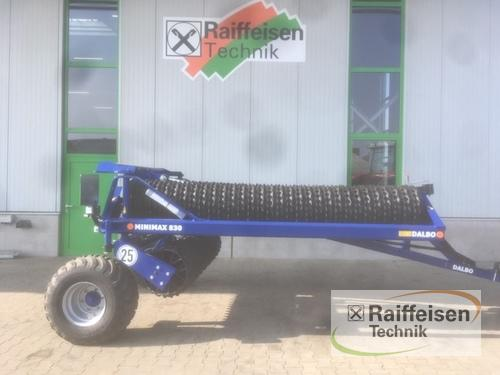 Dal-Bo Minimax Xl 830 Cambridge Year of Build 2020 Gudensberg