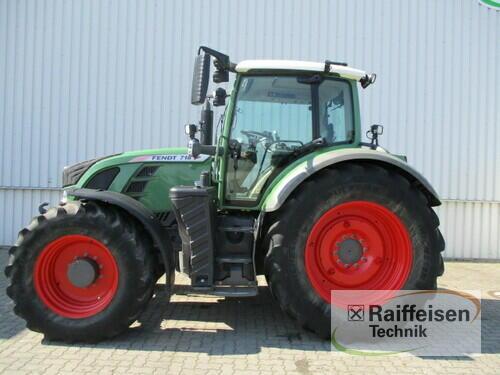 Fendt 718 Vario SCR