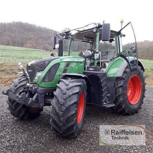 Fendt 720 Vario SCR Profi Plus Έτος κατασκευής 2013 Gudensberg