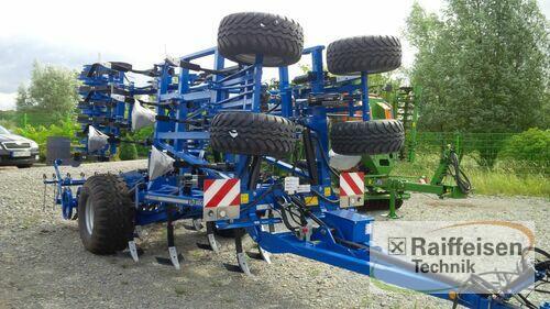 Köckerling Vector 5,70m Anul fabricaţiei 2017 Weinbergen - Bollstedt