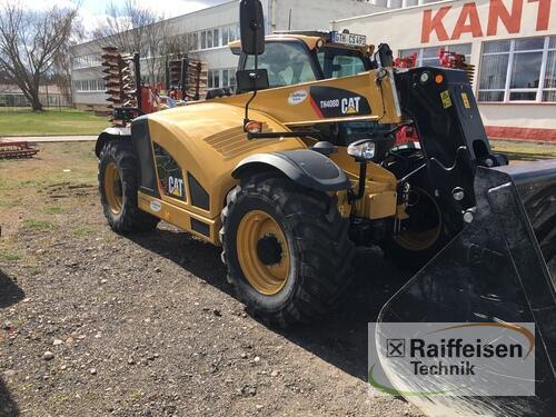 Caterpillar Th 408 D Godina proizvodnje 2018 Weinbergen - Bollstedt