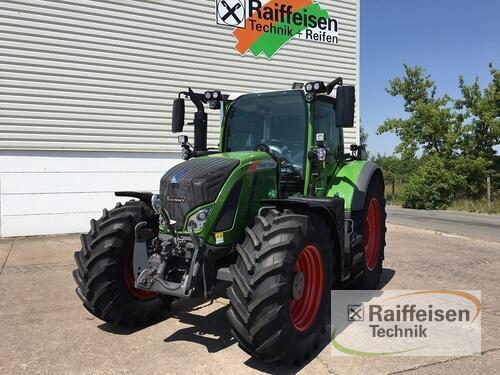 Fendt 724 Vario S4 Profi Plus Baujahr 2019 Allrad
