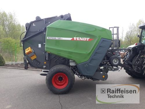 Fendt Rotana 180 V Xtra Bouwjaar 2019 Weinbergen - Bollstedt