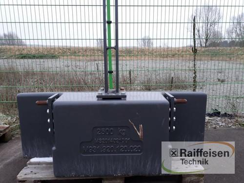 Fendt Gewicht 2500kg Weinbergen - Bollstedt
