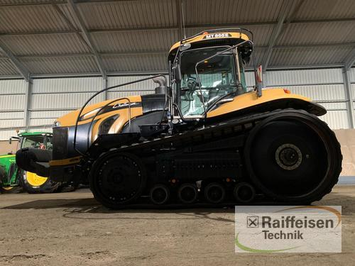Challenger Mt 865 E Serie Year of Build 2015 Weinbergen - Bollstedt