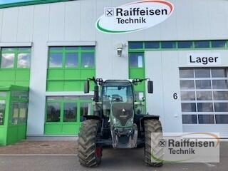 Fendt 724 Vario Profi Plus Byggeår 2012 Weinbergen - Bollstedt