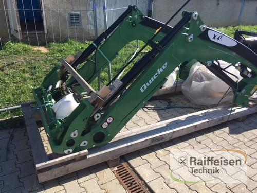 Alö Frontlader Quicke X4 S DME