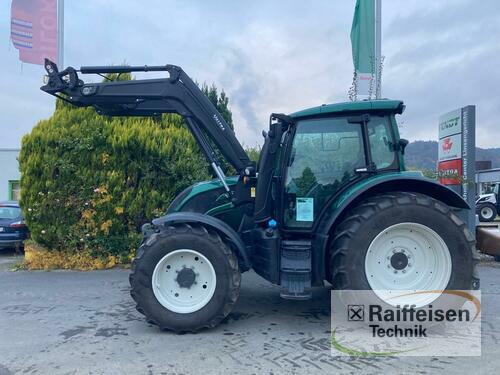 Valtra N 114e HiTech5 Έτος κατασκευής 2018 Κίνηση σε όλους τους τροχούς