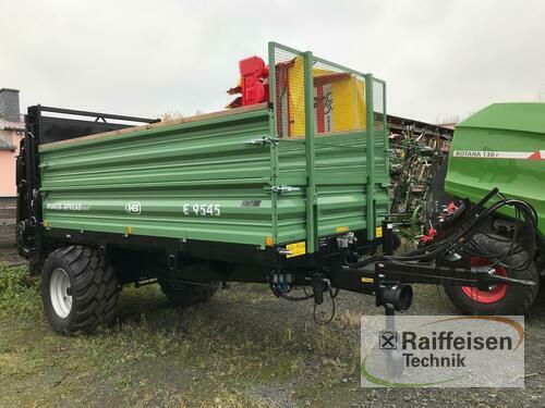 Brantner E 9545 Power-Spread P Byggeår 2020 Linsengericht - Altenhaßlau