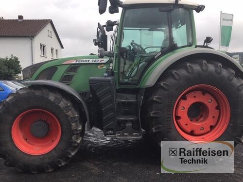 Fendt 720 Vario Profi Anul fabricaţiei 2014 Linsengericht - Altenhaßlau