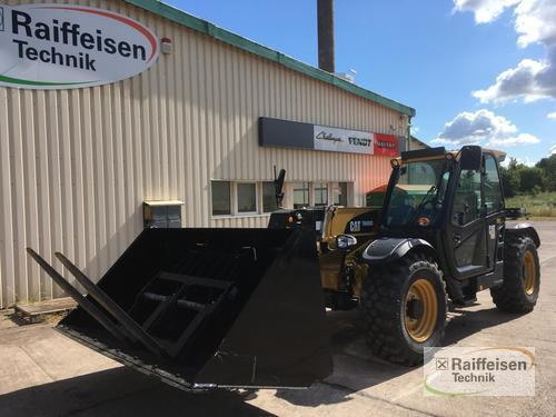 Caterpillar Th 408 D Έτος κατασκευής 2019 Wipperdorf