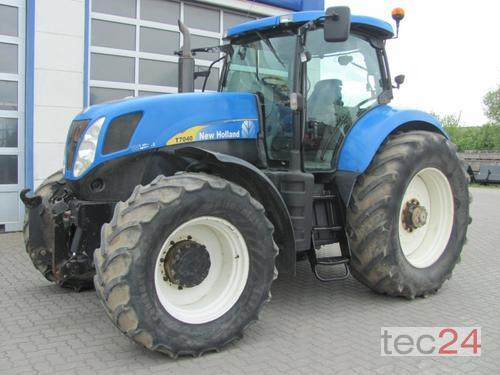 New Holland T 7040 Baujahr 2007 Allrad