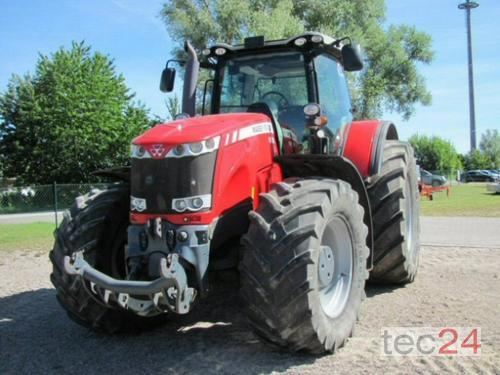Massey Ferguson MF 8690 Dyna-VT Year of Build 2011 4WD