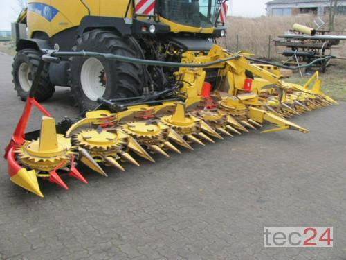 New Holland Maisvorsatz 900 S Fi 12-Reihig Έτος κατασκευής 2016 Kleeth