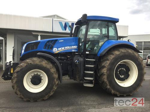 New Holland T 8.420 Auto Command Baujahr 2014 Kleeth