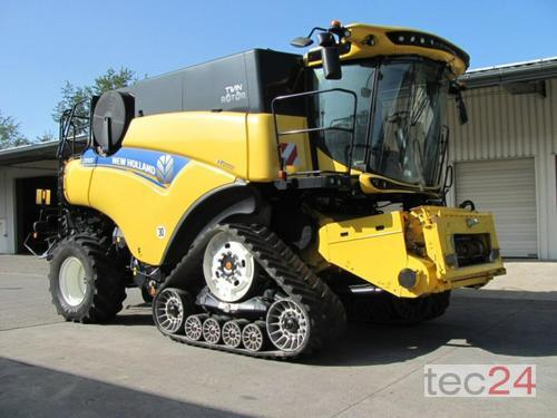 New Holland CR 9.80 Baujahr 2016 Kleeth