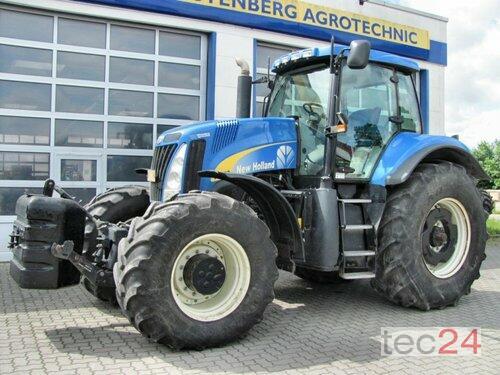 New Holland - T 8050 SuperSteer