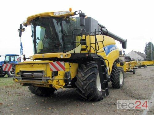 New Holland CR 980 Год выпуска 2006 Kleeth