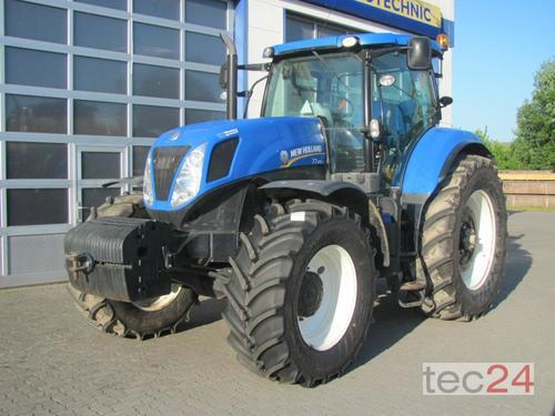 New Holland T 7.250 Power Command Baujahr 2012 Allrad