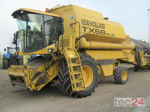 New Holland TX 68 Plus Rok výroby 1999 Kleeth