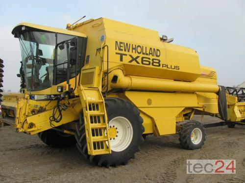 New Holland TX 68 Plus Rok výroby 2001 Kleeth