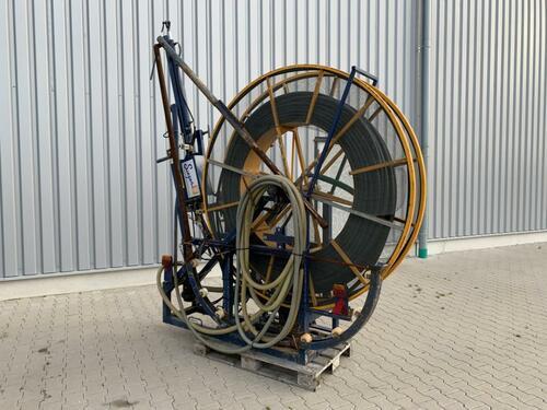 Sieger Export 450 Rok produkcji 2003 Emsbüren