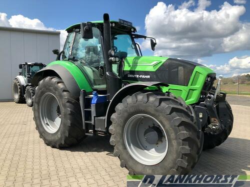 Deutz-Fahr Agrotron 7250 TTV Год выпуска 2013 Привод на 4 колеса