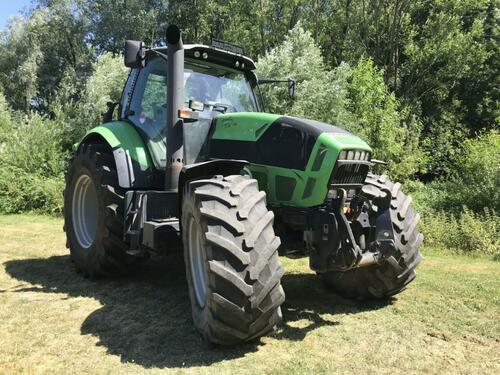 Deutz-Fahr Agrotron 630 TTV Baujahr 2011 Emsbüren
