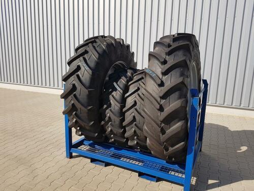 Michelin 13.6r28 & 18.4r38