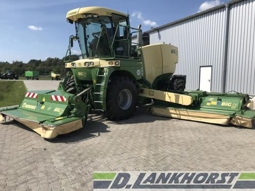 Krone Big M 420 Year of Build 2015 Emsbüren