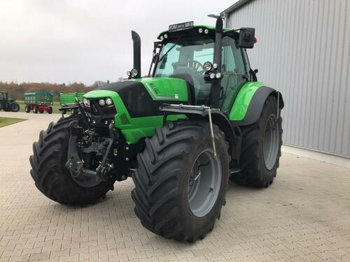 Deutz-Fahr Agrotron 6190 Rok produkcji 2015 Emsbüren