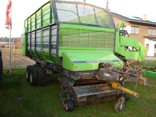 Deutz-Fahr Fe 6.37 Год выпуска 1988 Neuenhaus