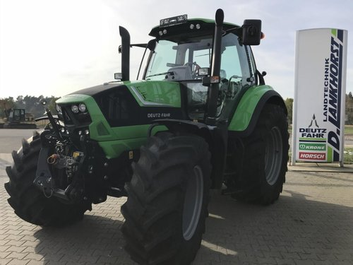 Deutz-Fahr 6160 P Agrotron Baujahr 2014 Neuenhaus