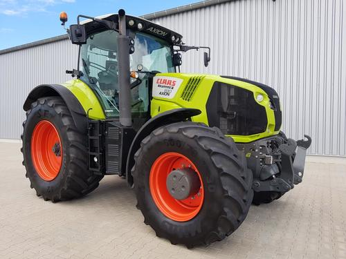 Claas Axion 830 Cmatic Årsmodell 2015 4-hjulsdrift