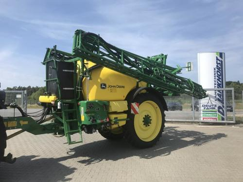 John Deere M740i Year of Build 2015 Emsbüren