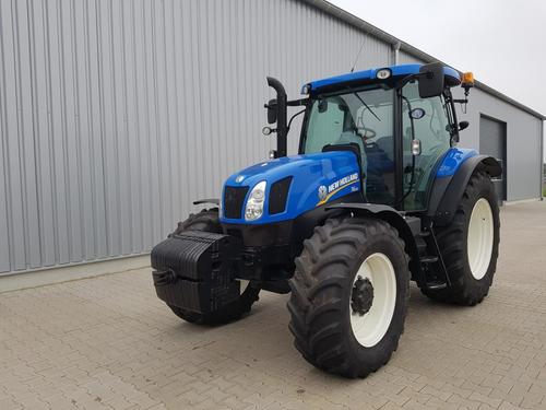 New Holland T 6.155 ElectroCom.