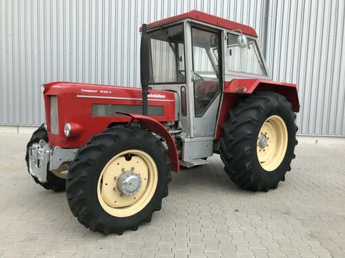 Schlüter Compact 850 V Bouwjaar 1973 4 WD