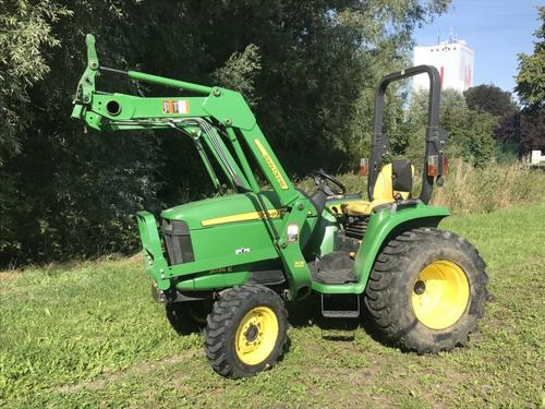 John Deere 3036E Year of Build 2011 Emsbüren