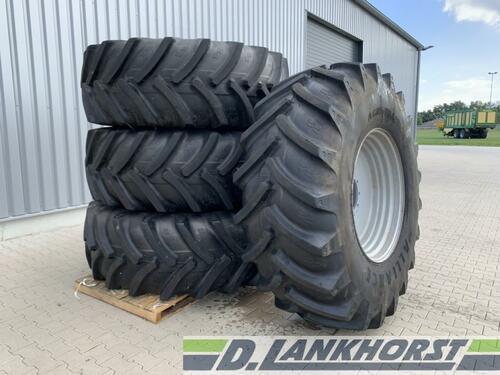 Alliance 4x 650/85r38 Horsch