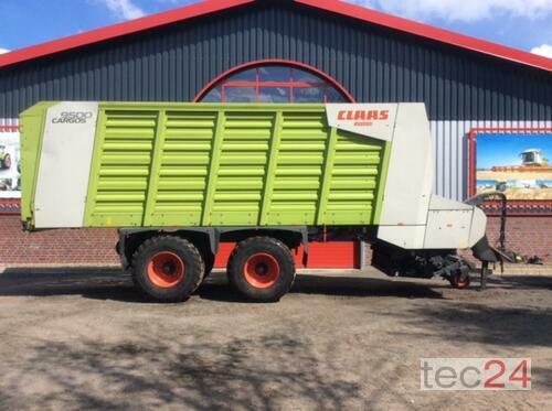 Claas Cargos 9500 Rok produkcji 2011 Suhlendorf