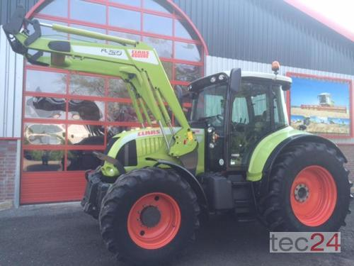 Claas Arion 640 Front Loader Year of Build 2012
